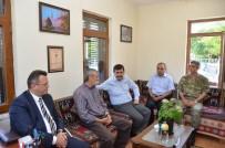 ALI ARSLANTAŞ - Vali Arslantaş, Mahalle Muhtarlıkları Ve Yaz Kur'an Kurslarını Ziyaret Etti
