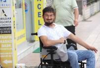 Yeni Akülü Sandalye Mutluluğu