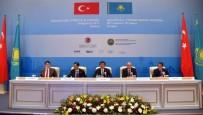 DEMİRYOLU PROJESİ - Zeybekci, '21'Nci Yüzyıl Türk Ve Kazak Yüzyılı Olacaktır'