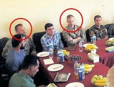 ABD ve YPG aynı masada