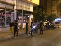 SAKARYA CADDESİ - Açık Unutulan Televizyon Polisi Alarma Geçirdi