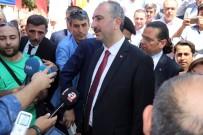 SUÇ ÖRGÜTÜ - Adalet Bakanı Gül'den Darbecilere 'Pişkinlik' Cevabı