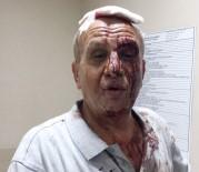 Ağabey-Kardeş Arasındaki Arsa Kavgası Kanlı Bitti Açıklaması 5 Yaralı