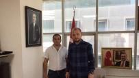 AK Parti İl Başkanı Karabıyık, Bilecikspor Başkanı Dilek'le Bir Araya Geldi