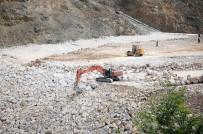 MUSTAFA FıRAT - Akçay Baraj Projesi'nin Ziyaretçileri, SASKİ Mühendisleri Oldu