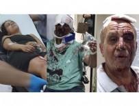 Aksaray'da miras kavgası: 5 yaralı