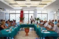AYVALIK BELEDİYESİ - Ayvalık Turizmi Engürü Sitesi'nde Masaya Yatırıldı