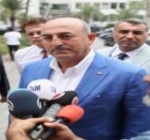 ÇOCUK OYUNCAĞI - Bakan Çavuşoğlu, Alman Heyetin Türkiye Ziyaretini Değerlendirdi