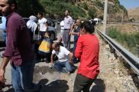 Bakan Konvoyunun Geçişinde Kaza Açıklaması 6 Yaralı
