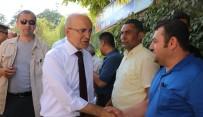 CANAN CANDEMİR ÇELİK - Başbakan Yardımcısı Şimşek Esnafı Ziyaret Etti