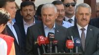 Başbakan Yıldırım Açıklaması Kılıçdaroğlu'nun Aklı Başına Gelmiş