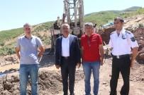 GÜNDOĞDU - Başkan Barakazi;' 2017 Yılı İçin 6 Adet Sondaj Kuyusu Çalışması Planladık'