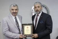 TEKVANDO - Başkan Çelik, Dünya Ve Olimpiyat Şampiyonlarını Ödüllendirdi