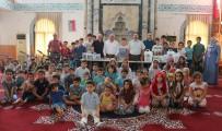 KOCAHASANLı - Başkan Tollu'dan Kur'an Öğrenen Çocuklara Hediye
