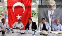 Başkan Uysal, Şehit Ve Gazi Aileleriyle Buluştu
