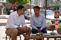 ŞEREFIYE - Başkan Vekili Öztürk'ten Esnaf Ziyareti