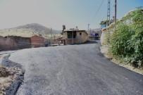 Battalgazi'de Asfaltlama Çalışmaları