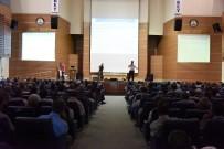 MEHMET TAHMAZOĞLU - Belediye Personeline İş Sağlığı Ve Güvenliği Eğitimi