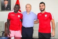 GIRESUNSPOR - Boluspor Transferlerine Devam Ediyor