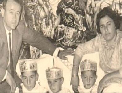 Bülent Tezcan'ın sünnet fotoğrafı
