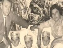 BÜLENT TEZCAN - Bülent Tezcan'ın sünnet fotoğrafı