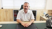 MUSTAFA AK - Burhaniye'de Malmüdürü Mustafa Ak Görevine Başladı
