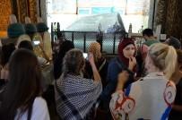 SELÇUK ÜNIVERSITESI - Büyükşehir, Uluslararası Türkoloji Öğrencilerini Ağırladı