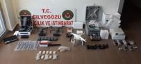 TARIM İLACI - Cilvegözü Gümrük Kapısı'nda 7 Adet İHA Ve 91 Adet Yardımcı Elektronik Parça Ele Geçirildi