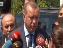BAYRAM TATİLİ - Cumhurbaşkanı Erdoğan'dan Kurban Bayramı tatili açıklaması