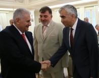 AHMET DEMIRCI - Demirci, Başbakan Yıldırım'a Rapor Sundu