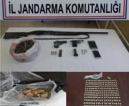 PAMUKKALE - Denizli'de Uyuşturucu Operasyonu Açıklaması 11 Tutuklama