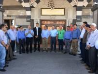 SINDELHÖYÜK - Develi Protokolü Cuma Namazını Sindelhöyük Mahallesinde Kıldı