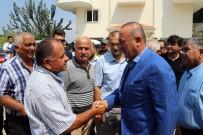 NURULLAH KAYA - Dışişleri Bakanı Antalya'da Taziye Ziyaretinde Bulundu
