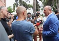 ÇOCUK OYUNCAĞI - Dışişleri Bakanı Mevlüt Çavuşoğlu Açıklaması