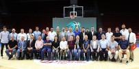 FETHIYE BELEDIYESI - Edirnespor Erkek Basketbol Takımının Fikstürü Belli Oldu