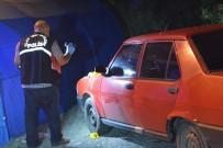 TEVFİK FİKRET - El Yapımı Patlayıcı İnfilak Etti, 2 Yaralı