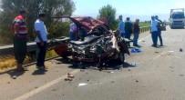 ALI HAYDAR - Erzincan'da Trafik Kazası Açıklaması 3 Ölü