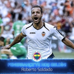 Fenerbahçe Soldado ile imzaladı