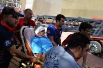 TATBIKAT - FÜ Hastanesinde Yangın Ve Deprem Tatbikatı