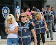 FUHUŞ SKANDALI - Futbolcu transfer eder gibi hayat kadını transferi