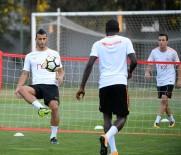 EREN DERDIYOK - Galatasaray, Kayserispor Maçı Hazırlıklarına Devam Etti