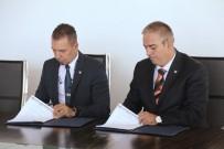 GIRNE - GAÜ Amerikan Koleji İzmir İçin İmzalar Atıldı