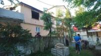 YAŞAM MÜCADELESİ - Giresun'da Çıkan Yangında İhmal İddiası