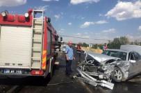 Gümüşhane'de Trafik Kazası Açıklaması 6 Yaralı