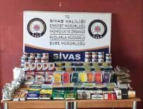 ELEKTRONİK SİGARA - Hediyelik Eşya Dükkanına Kaçakçılık Operasyonu