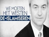 FAŞIST - Hollandalı faşist liderden skandal paylaşım