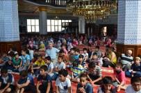 AHMET YESEVI - İl Müftülüğü'nce 'Cami-Çocuk Buluşması' Etkinliği Gerçekleştirildi.