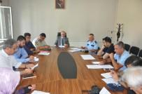 SAĞLIK GÖREVLİSİ - İlçe Spor Güvenlik Kurulu Toplantısı Yapıldı