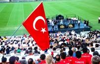 GÜMÜŞ MADALYA - İstanbul İtfaiyesi Madalyaları Topluyor