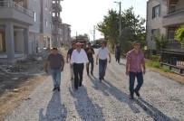 HALİL ERGÜN - İznik'te Yol Hamlesi